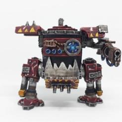 Descargar diseños 3D gratis Robot de hongos espaciales (Killa Can), SevenUnited