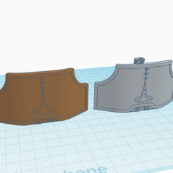 1.PNG Download free STL file Mech. Barrier • 3D print template, SevenUnited