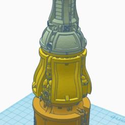 overview.PNG Télécharger fichier STL gratuit Réacteur industriel - Partie 2 • Plan pour imprimante 3D, SevenUnited
