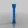 Single_Support_Pillar.png Download free STL file Walkway single support pillar • 3D print object, SevenUnited