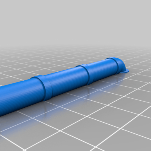 p4.png Download free STL file Walkway Addon; Cables,Pipes, Signs • 3D print model, SevenUnited