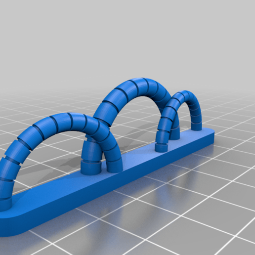 c6.png Download free STL file Walkway Addon; Cables,Pipes, Signs • 3D print model, SevenUnited