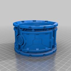 Télécharger fichier imprimante 3D gratuit Demi-fourneau, SevenUnited