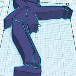 michael1.jpg Télécharger fichier STL boucles d'oreilles michael jackson • Modèle à imprimer en 3D, chety06