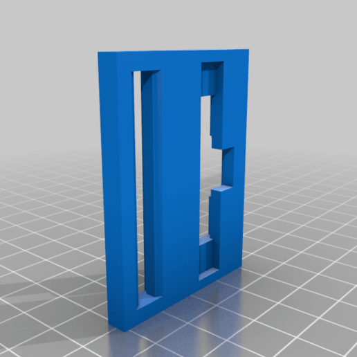 Clasp_3.png Download free STL file Jacket Buckle-Clasp • 3D printable design, rabotilnicata