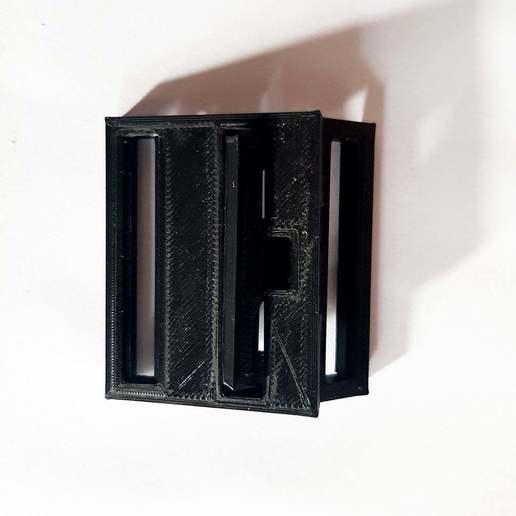 02.jpg Download free STL file Jacket Buckle-Clasp • 3D printable design, rabotilnicata