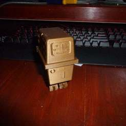 P1000935.JPG Download free STL file Gonk GNK Power Droid Sectioned • 3D print model, Masterkookus