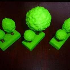 P1000953.JPG Télécharger fichier STL gratuit Carreaux de jeu pour les arbres • Modèle pour imprimante 3D, Masterkookus