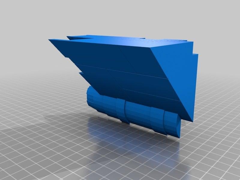 572ae0041f1a99cc2c22ea23cb93cbc2.png Télécharger fichier STL gratuit Frégate Nebulon B (coupée et sectionnée) • Modèle pour impression 3D, Masterkookus