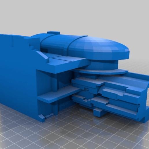 2c118690fa8b7727db0a805228d01e44.png Télécharger fichier STL gratuit Frégate Nebulon B (coupée et sectionnée) • Modèle pour impression 3D, Masterkookus