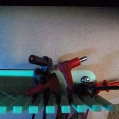 Télécharger fichier STL gratuit Câbles et cordons d'essai • Objet à imprimer en 3D, Masterkookus