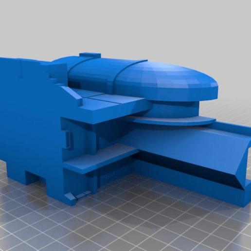 0038c4f59f892f1c55dd202d6c2cfcce.png Télécharger fichier STL gratuit Frégate Nebulon B (coupée et sectionnée) • Modèle pour impression 3D, Masterkookus