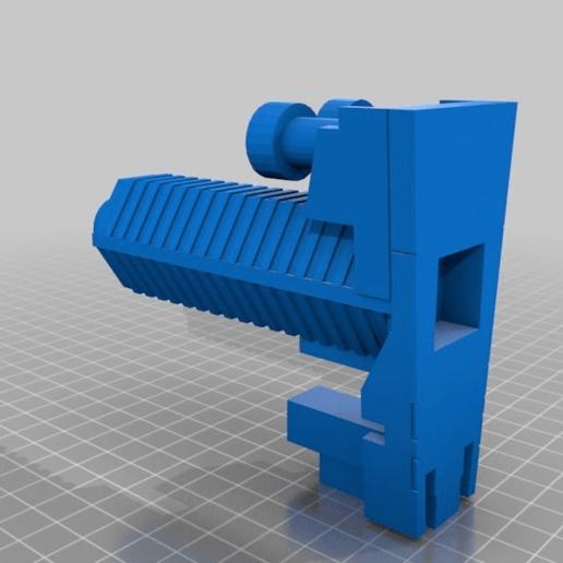 faf35b7ae575bacb7c6120e9f2409a76.png Télécharger fichier STL gratuit Frégate Nebulon B (coupée et sectionnée) • Modèle pour impression 3D, Masterkookus