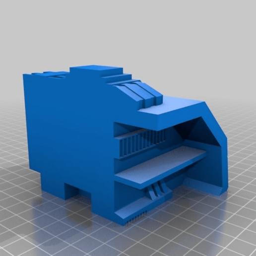 ca82e5b7dd755ce2842e781ebfd63b86.png Télécharger fichier STL gratuit Frégate Nebulon B (coupée et sectionnée) • Modèle pour impression 3D, Masterkookus