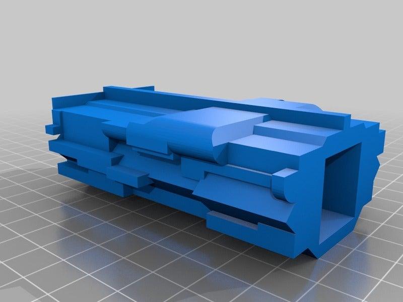 9431ef1635f6aa8517c19fda35b1e278.png Télécharger fichier STL gratuit Frégate Nebulon B (coupée et sectionnée) • Modèle pour impression 3D, Masterkookus