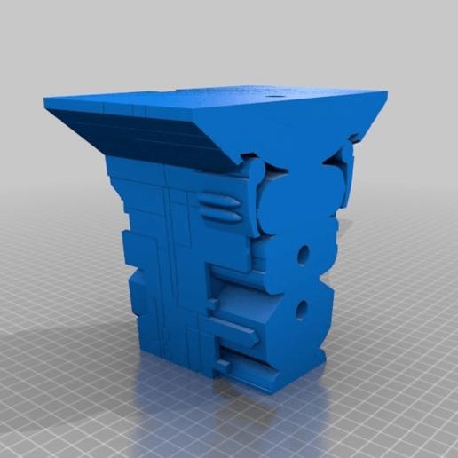 1283b120b34a66c5fa134bb724bae6bc.png Télécharger fichier STL gratuit Frégate Nebulon B (coupée et sectionnée) • Modèle pour impression 3D, Masterkookus