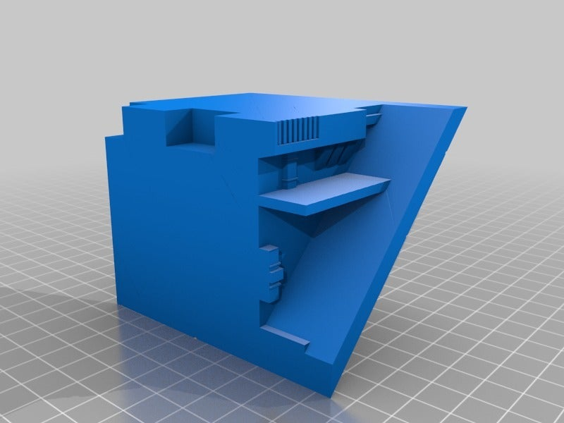 819ee3a67ef3eaebaba03d5946a48b10.png Télécharger fichier STL gratuit Frégate Nebulon B (coupée et sectionnée) • Modèle pour impression 3D, Masterkookus