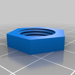 Impresiones 3D gratis PG THREAD DIN 40430, Masterkookus