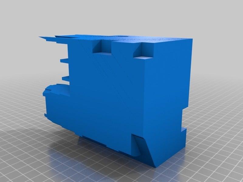 a1fe12b2dfbf42510bc6e205df122415.png Télécharger fichier STL gratuit Frégate Nebulon B (coupée et sectionnée) • Modèle pour impression 3D, Masterkookus