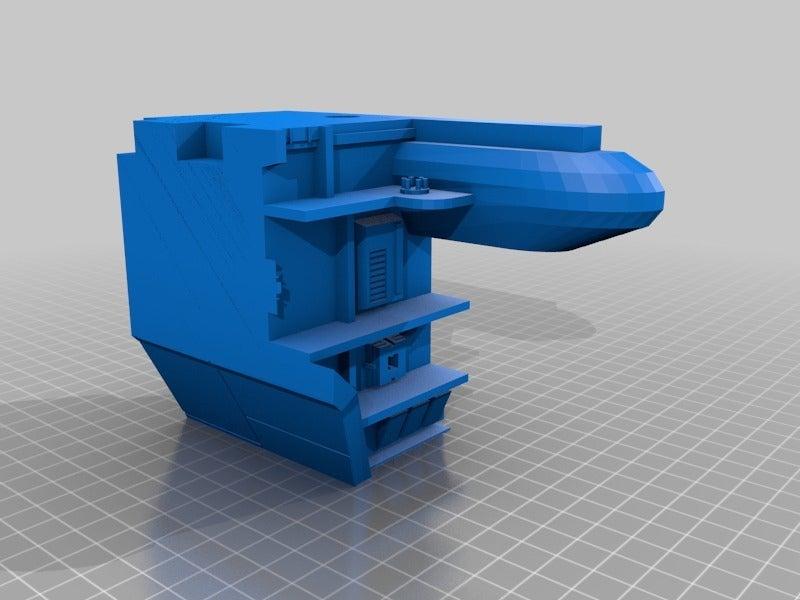 f60065acefaf848a5ead583eff9e57a8.png Télécharger fichier STL gratuit Frégate Nebulon B (coupée et sectionnée) • Modèle pour impression 3D, Masterkookus