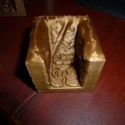 Download free STL file Cavern Hallway Deadend Tile • 3D print model, Masterkookus