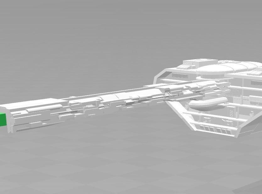 Alts.PNG Télécharger fichier STL gratuit Frégate Nebulon B (coupée et sectionnée) • Modèle pour impression 3D, Masterkookus