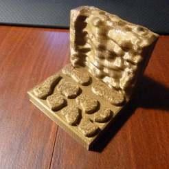 P1000946.JPG Télécharger fichier STL gratuit Carreau de mur de la grotte 3 • Objet imprimable en 3D, Masterkookus