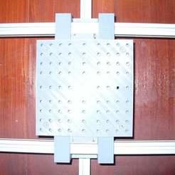 P1000519.JPG Download free STL file Adjustable Vacuum Clamp Table • 3D print design, Masterkookus