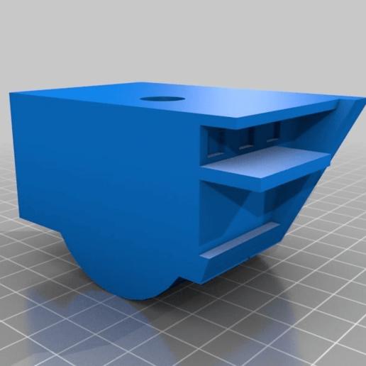 40511a3522aafbd1780fc2c360518c7b.png Télécharger fichier STL gratuit Frégate Nebulon B (coupée et sectionnée) • Modèle pour impression 3D, Masterkookus