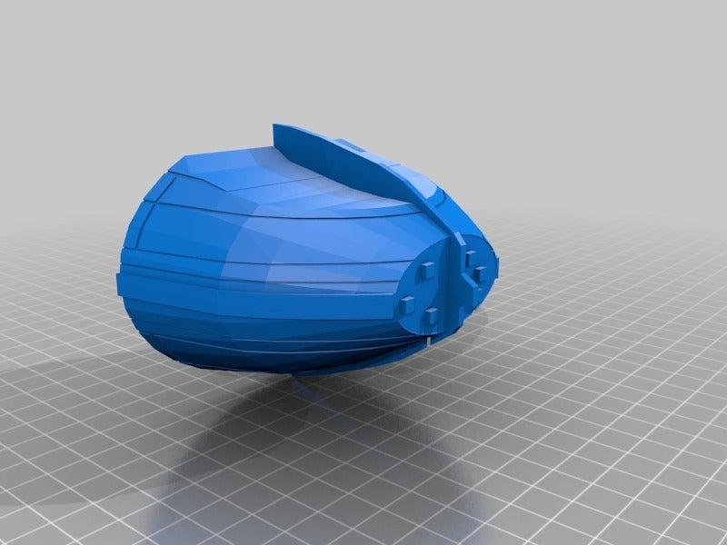 7b5f5466e9806e87b4ea8a941403c670.png Télécharger fichier STL gratuit Frégate Nebulon B (coupée et sectionnée) • Modèle pour impression 3D, Masterkookus