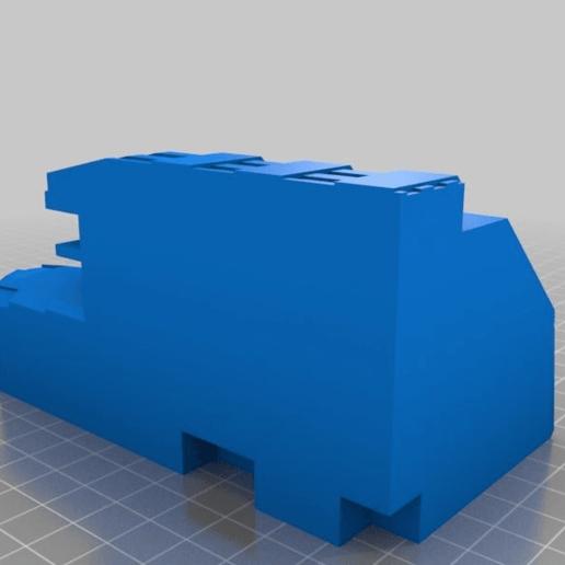 44416d2db143a71380379f546a3874e7.png Télécharger fichier STL gratuit Frégate Nebulon B (coupée et sectionnée) • Modèle pour impression 3D, Masterkookus