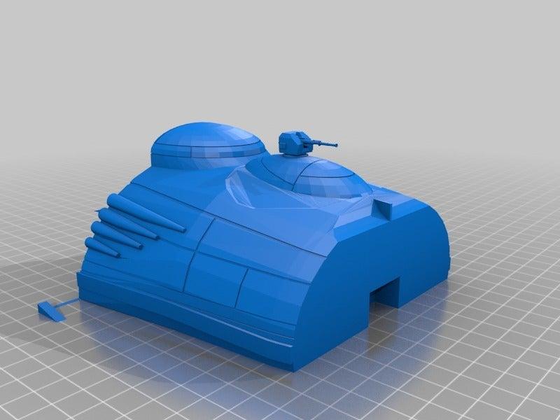 a30088237d1fc877430d7384de3a0f04.png Télécharger fichier STL gratuit Frégate Nebulon B (coupée et sectionnée) • Modèle pour impression 3D, Masterkookus