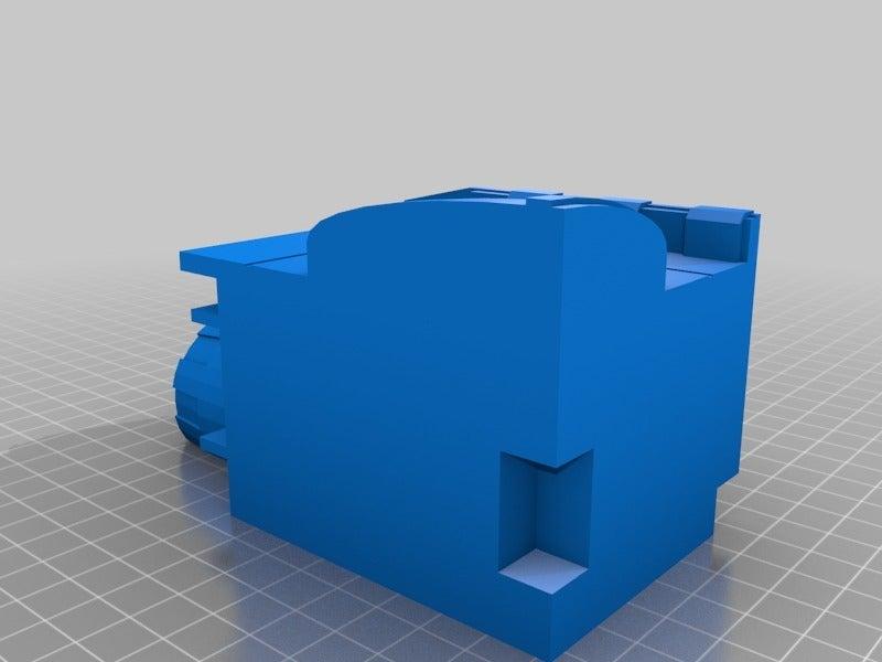 17fe8bc3bf1886529cb074a0a79815eb.png Télécharger fichier STL gratuit Frégate Nebulon B (coupée et sectionnée) • Modèle pour impression 3D, Masterkookus