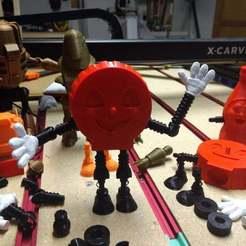 Télécharger modèle 3D gratuit Les retombées de Cappy 4, Masterkookus