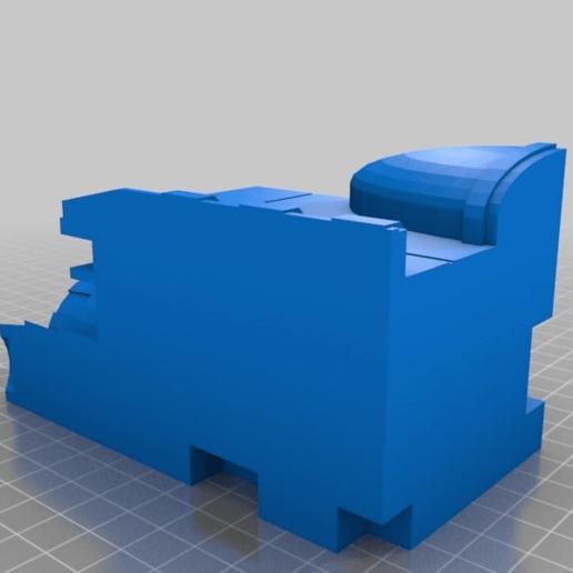 e20fcba5af32afccbc147a3af2e2c4a9.png Télécharger fichier STL gratuit Frégate Nebulon B (coupée et sectionnée) • Modèle pour impression 3D, Masterkookus