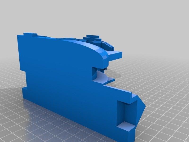d890282796b0961a7781ad96b73cbd0e.png Télécharger fichier STL gratuit Frégate Nebulon B (coupée et sectionnée) • Modèle pour impression 3D, Masterkookus