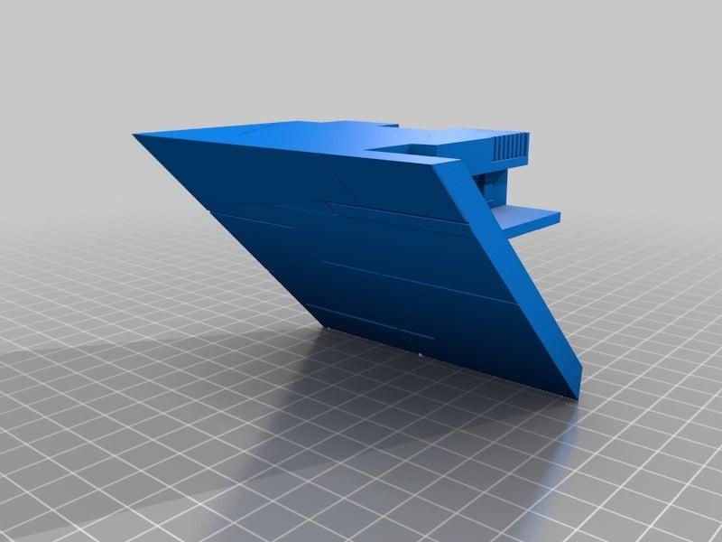827fe98c28085816d996c4106cdcf6e3.png Télécharger fichier STL gratuit Frégate Nebulon B (coupée et sectionnée) • Modèle pour impression 3D, Masterkookus