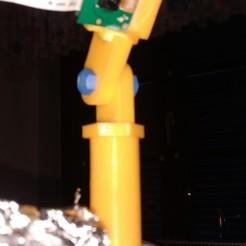 Télécharger modèle 3D gratuit Monture Raspicam pour Ender 5, cavac