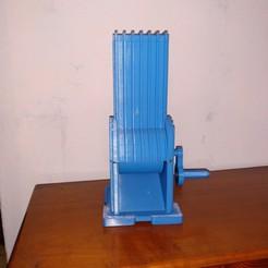 Download free 3D printing designs Swedy Dispenser, cavac