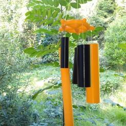 Télécharger objet 3D gratuit Carillons éoliens, cavac