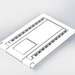 Soporte AM.JPG Download free STL file Cellular Support • 3D printing object, Ariel_Mendoza