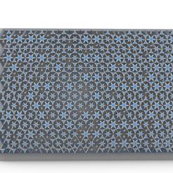 Download 3D printing files Parametric Wall Design, nill_2020