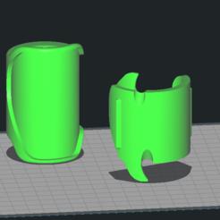 seal cleaner.PNG Download STL file Fork seals cleaner (WP KYB KTM ) • Template to 3D print, sobekkk