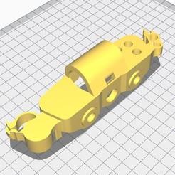 Download 3D printing files KTM SPEEDOMETER BRACKET EXC/XCW, sobekkk