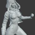 Download free STL file wonder woman • 3D printable template, linox455