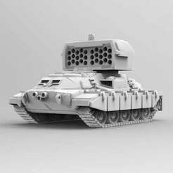 hunter.jpg Download free OBJ file Jaeger Light Support Tank • 3D printable template, carl_s_z