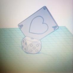 Download 3D printer model chance keychain, jose961991