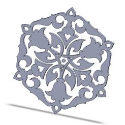 Capture.PNG Télécharger fichier STL Arabic pattern circle • Modèle imprimable en 3D, vetaymex
