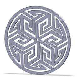 Capture8520.PNG Télécharger fichier STL Arabic pattern circle • Modèle imprimable en 3D, vetaymex