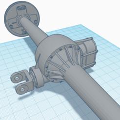 Screenshot (143).png Télécharger fichier STL early ford quick change rear end • Objet pour impression 3D, Bullys_custom_model_parts